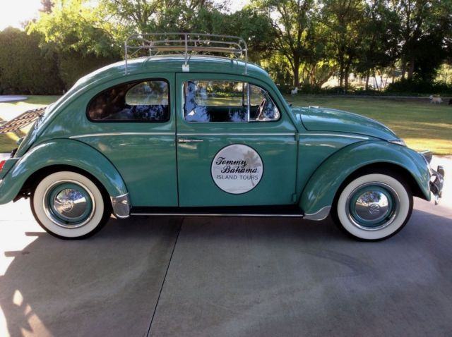 1963 Vw Beetle 2 Door