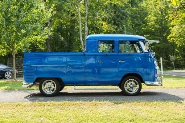 1963 Vw Double Cab Pick Up Manual For Sale Volkswagen