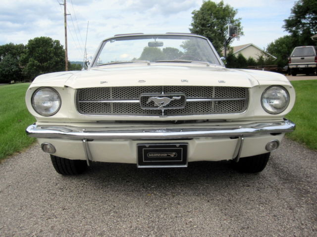 1964 Mustang Vin