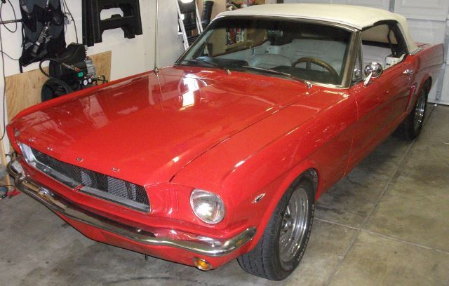 1964 1 2 Ford Mustang Convertible 289 4bbl With 4 Speed Manual AC