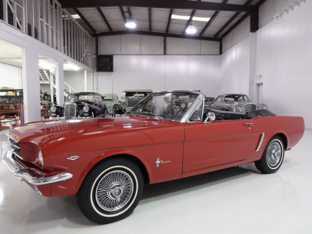 1964 Mustang Hp