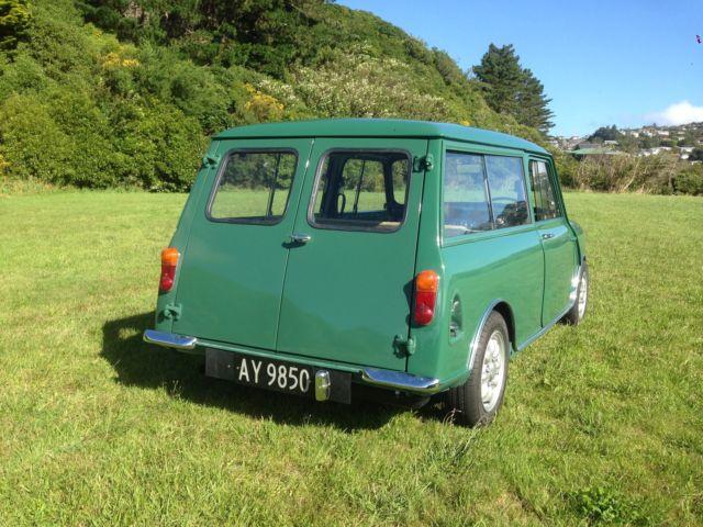 1964 Austin Mini Countryman For Sale Mini Classic Mini 1964 For