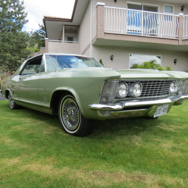 Buick 340 Engine For Sale: 1964 Buick Riviera Base Hardtop 2-Door 7.0L For Sale