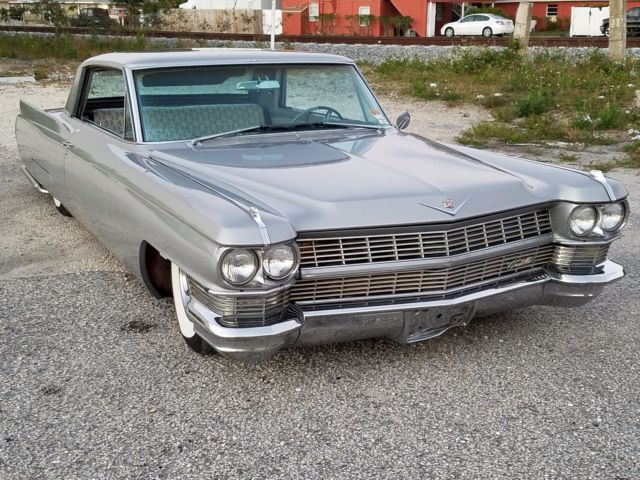 1964 cadillac coupe deville air ride accuair bagged hot. Black Bedroom Furniture Sets. Home Design Ideas
