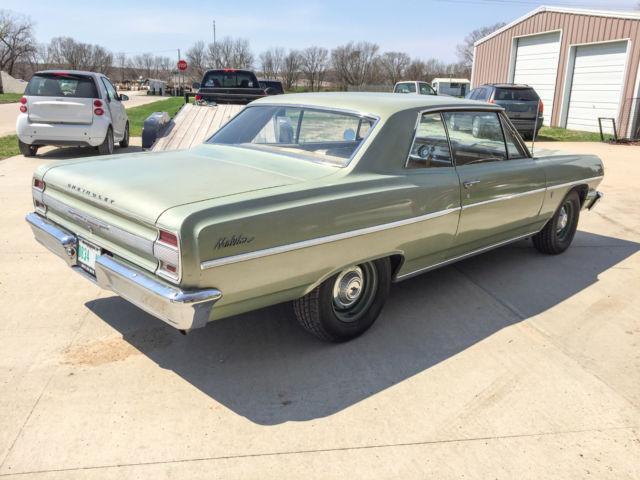1964 Chevelle 2 Door Sport Coupe Hardtop 283 Unrestored