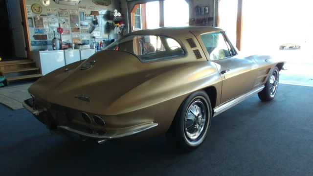 1964 chevroet corvette coupe 283 4 speed manual transmission frame off 50 pics for sale. Black Bedroom Furniture Sets. Home Design Ideas