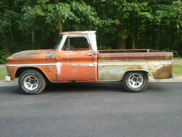 1964 Chevrolet C10 Pickup Truck Shortbed Fleetside 62 63