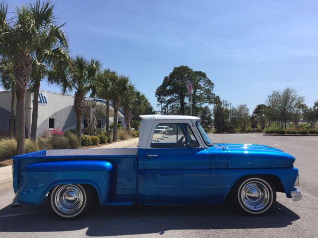 1964 chevrolet c10 step side pickup groud up restoration for sale chevrolet c 10 1964 for. Black Bedroom Furniture Sets. Home Design Ideas