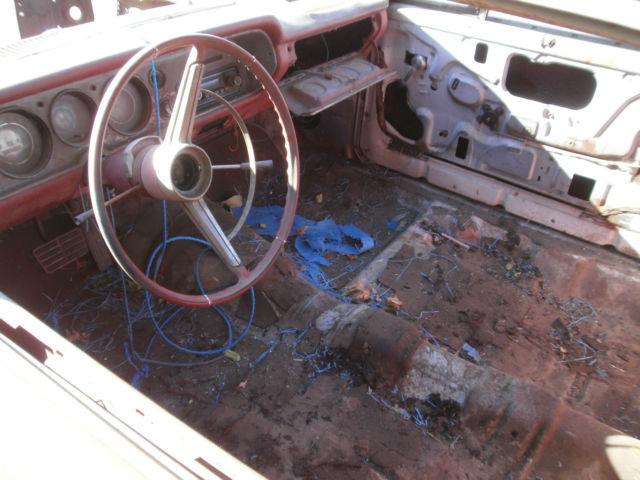 1964 Chevrolet El Camino Base Standard Cab Pickup 2-Door