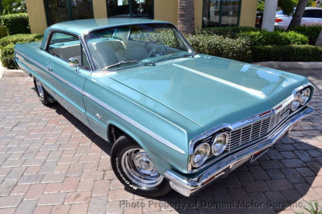 1964 chevrolet impala 6 7 liter 409 v8 4 speed manual low. Black Bedroom Furniture Sets. Home Design Ideas