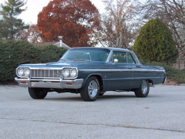 1964 Chevrolet Impala Ss 4 Speed Air Conditioned Restored