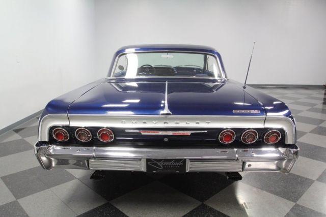 1964 Chevrolet Impala Ss Hardtop 350 V8 Crate 5 Speed Manual