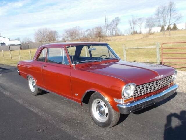 1964 Chevrolet NOVA 350 ENGINE, Automatic Trans, Very Good