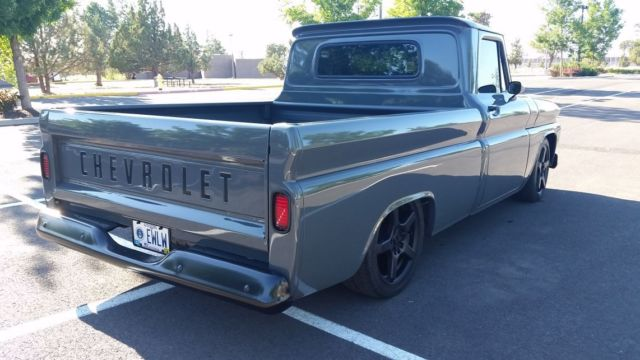 1964 chevy c10 short bed with 6 0 ls engine for sale chevrolet c 10 1964 for sale in redmond. Black Bedroom Furniture Sets. Home Design Ideas