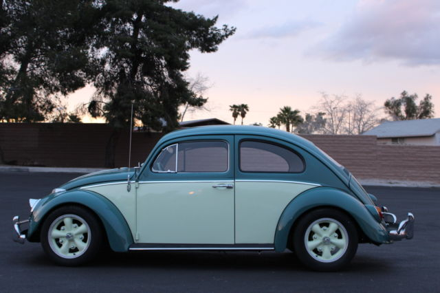 1964 classic vw bug fully restored in and out immaculate. Black Bedroom Furniture Sets. Home Design Ideas