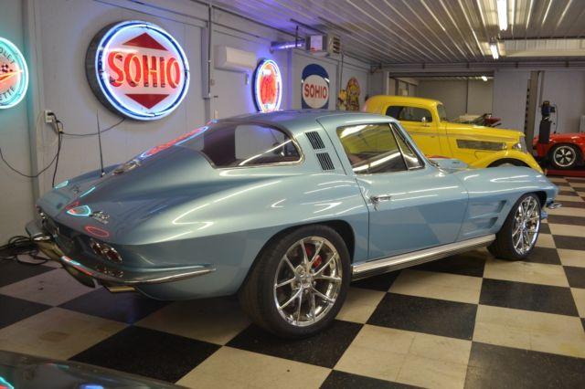 1964 Corvette Resto Mod Ls7 Tremec 5 Speed And A Street