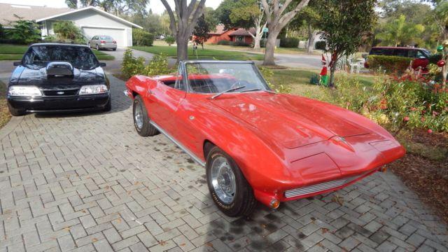 1964 Corvette Stingray Convertible For Sale Chevrolet