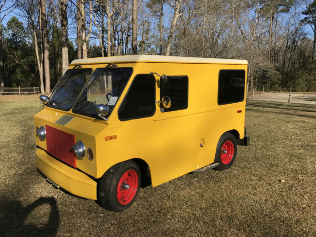 1964 Custom Mail Jeep possible food truck for sale Jeep