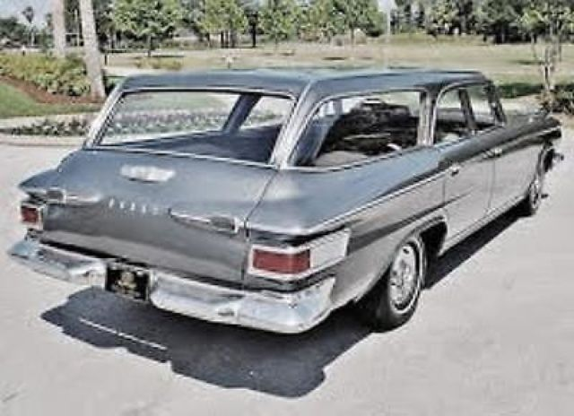 Dodge Full Sixed C Body Station Wagon