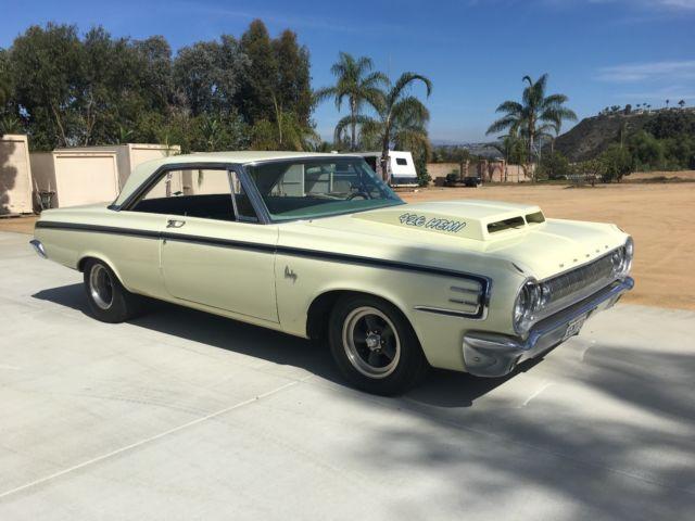 1964 Dodge Polara 426 Hemi For Sale Dodge Polara 1964 For Sale In Encinitas California United States