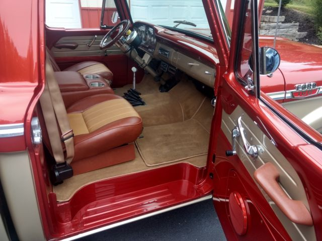 1964 Ford F 100 F100 Pickup Pick Up Truck Hot Rod Custom Nostalgia Magazine For Sale Ford F 100 F 100 1964 For Sale In Cincinnati Ohio United States