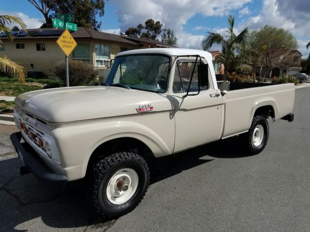 1964 ford f100 4x4 for sale ford f 100 1964 for sale in. Black Bedroom Furniture Sets. Home Design Ideas