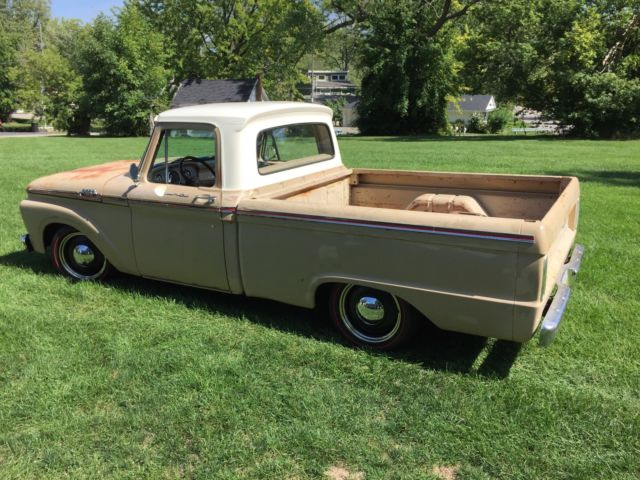 1964 ford f100 hot rod shop truck for sale ford f 100 1964 for sale in west bloomfield. Black Bedroom Furniture Sets. Home Design Ideas