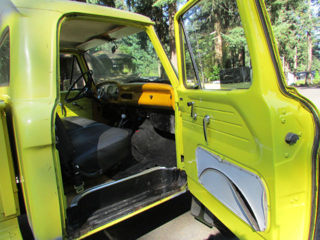 1964 ford f250 4x4 customized for sale ford f 250 1964 for sale in portland. Black Bedroom Furniture Sets. Home Design Ideas