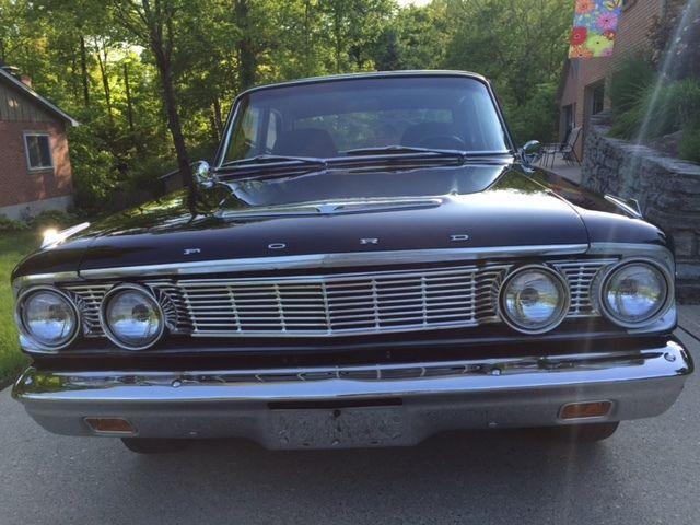 1964 Ford Fairlane 500 2 Door High Quality Restoration Beautiful