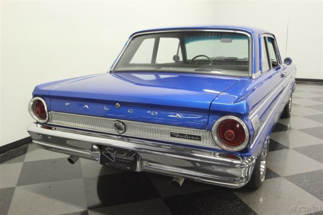 1964 Ford Falcon 408 Stroker Coupe 1964 408 Stroker Used