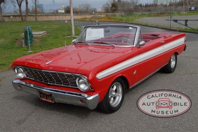 1964 Ford Falcon Futura Convertible 302 V8 for sale - Ford