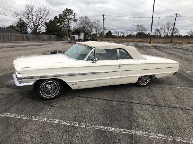 1964 Ford Galaxie 500 Conv For Sale Ford Galaxie 1964 For Sale In