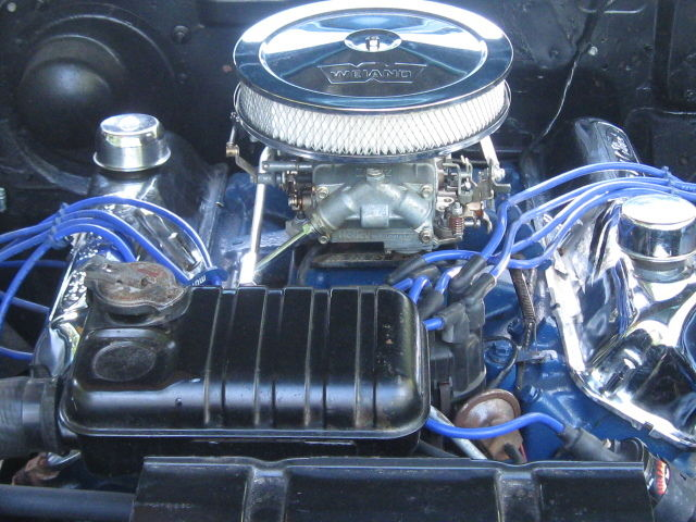 1964 Ford Galaxie Xl With 428 Engine And 4 Speed