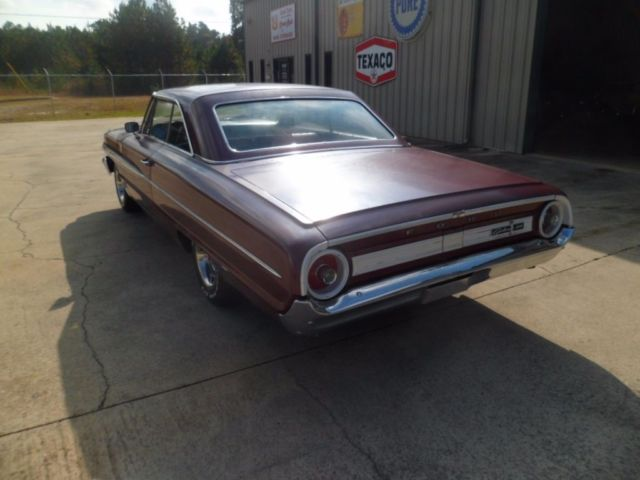1964 ford galaxy 500 390 v8 automatic p s barn find runs drives look for sale ford galaxy. Black Bedroom Furniture Sets. Home Design Ideas
