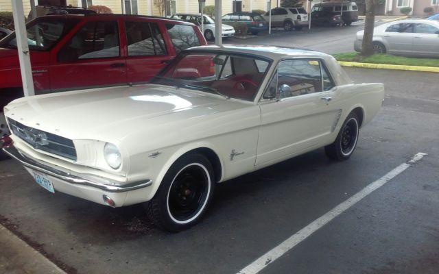 1964 Mustang V8