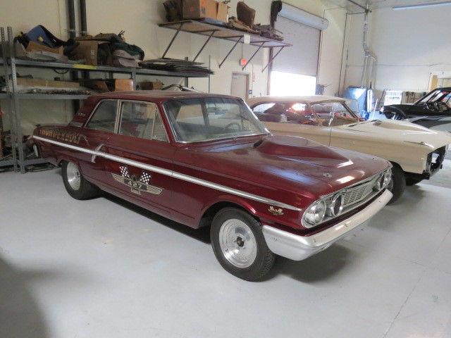 1964 ford thunderbolt tribute for sale ford fairlane for Thunderbolt motors and transmissions