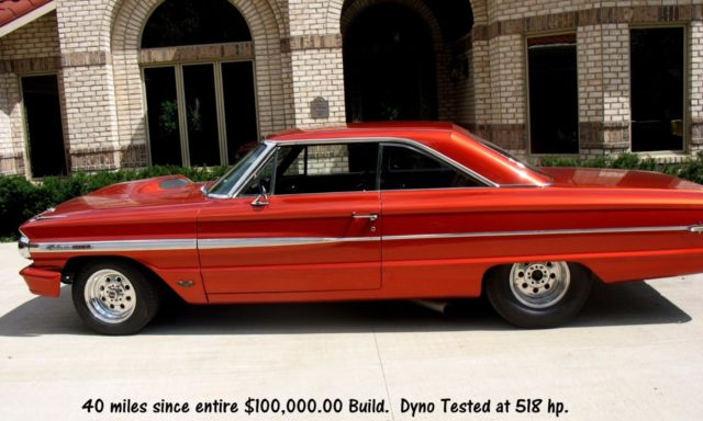 1964 Galaxie XL 427 Side Oiler Pro Touring Pro Street for sale