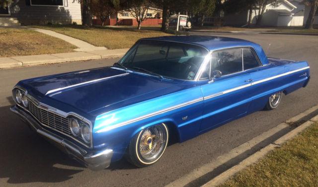 1964 Chevrolet Impala Hydraulics - 4 Chrome Hi-Low Pumps ... |Impala Hydraulics