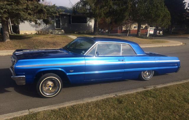 1964 Impala Ss Hydraulics 64 Ss Super Sport Lowrider