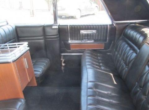 1964 lehmann peterson lincoln limousine for sale lincoln continental 1964 f. Black Bedroom Furniture Sets. Home Design Ideas