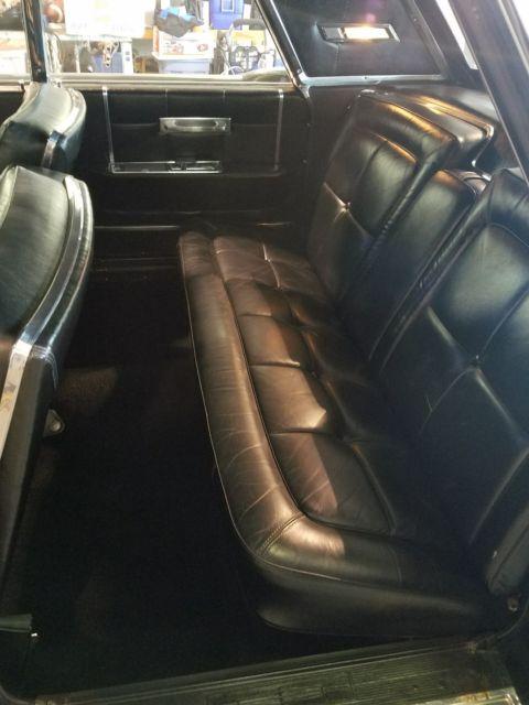 1964 lincoln continental black all original. Black Bedroom Furniture Sets. Home Design Ideas