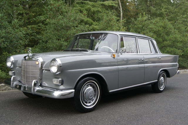 Diesels For Sale In Texas >> 1964 Mercedes Benz 190D Heckflosse W110 Diesel !!! ABSOLUTE NO RESERVE !!! for sale - Mercedes ...