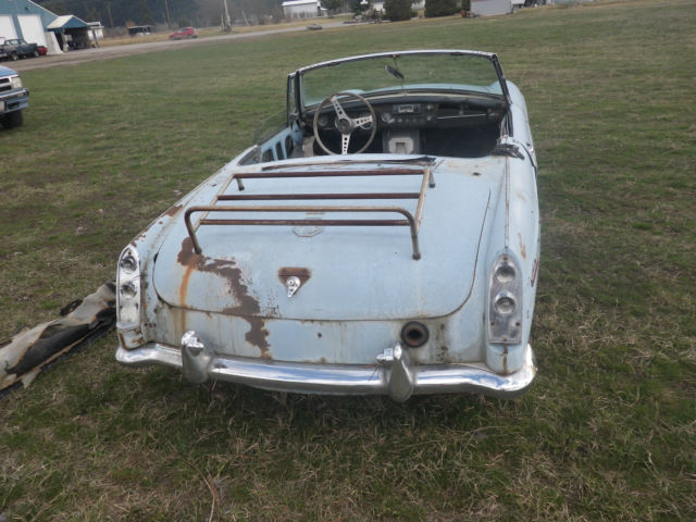 1964 mgb roadster project car for sale mg mgb 1964 for sale in missoula montana united states. Black Bedroom Furniture Sets. Home Design Ideas