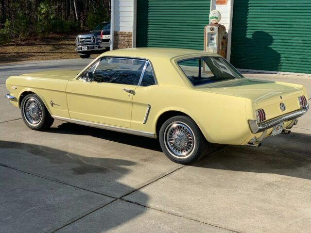 1964 Mustang A Code - 289 4bbl - 4 Speed for sale - Ford ...