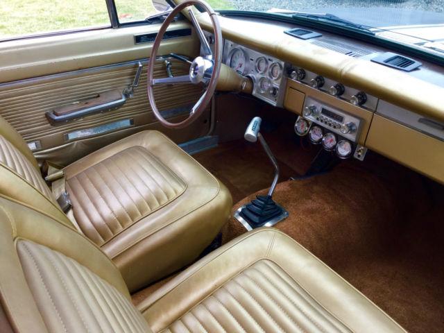 1964 Plymouth Barracuda 273 V8 for sale - Plymouth Barracuda 1964