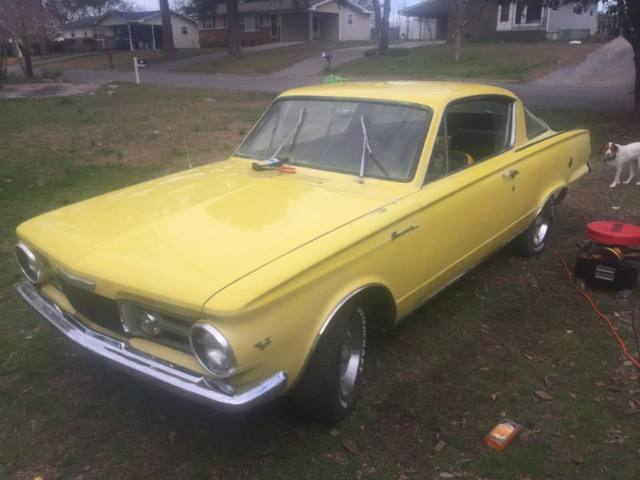 1964 Plymouth Barracuda 360 Small Block V8 Automatic 3 Speed for