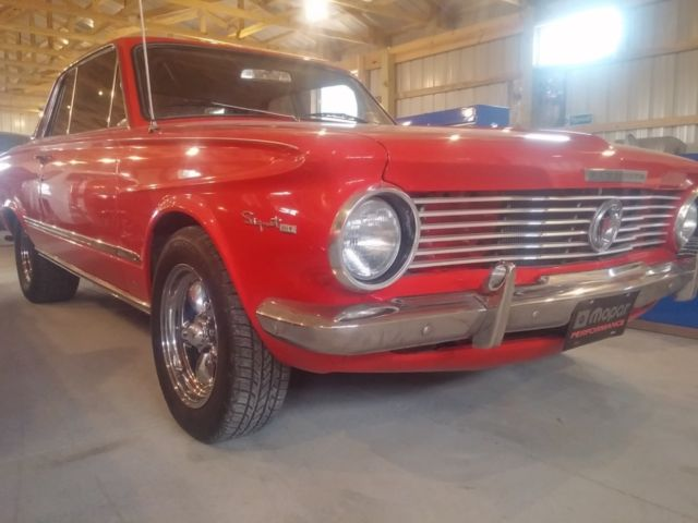 1964 Plymouth Valiant 360 V8 Automatic Great Street Strip