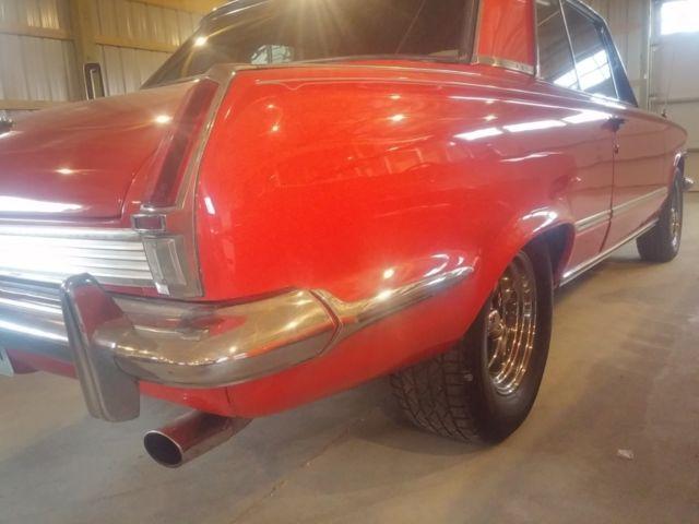 1964 Plymouth Valiant 360 V8 Automatic Great Street Strip