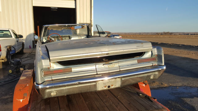 1964 Pontiac LeMans Convertible - Selling with 1964 GTO