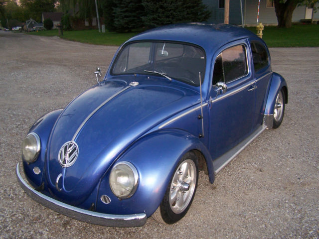1964 Volkswagen Beetle Type 1 With 200 Horsepower Scat